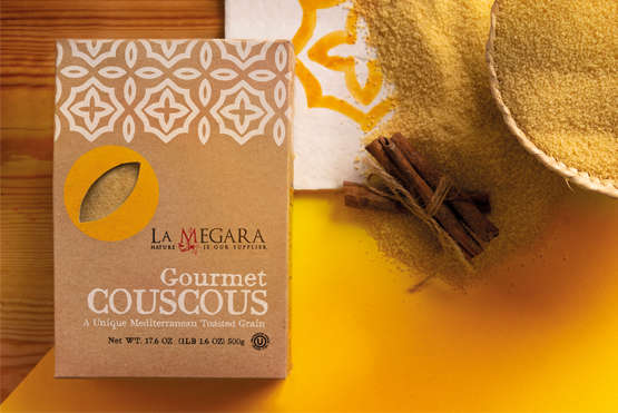 Gourmet Couscous Nutrition Facts