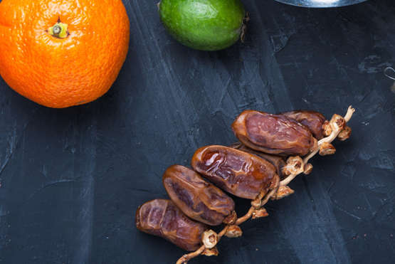 Organic Pitted Deglet Noor Dates Ingredients